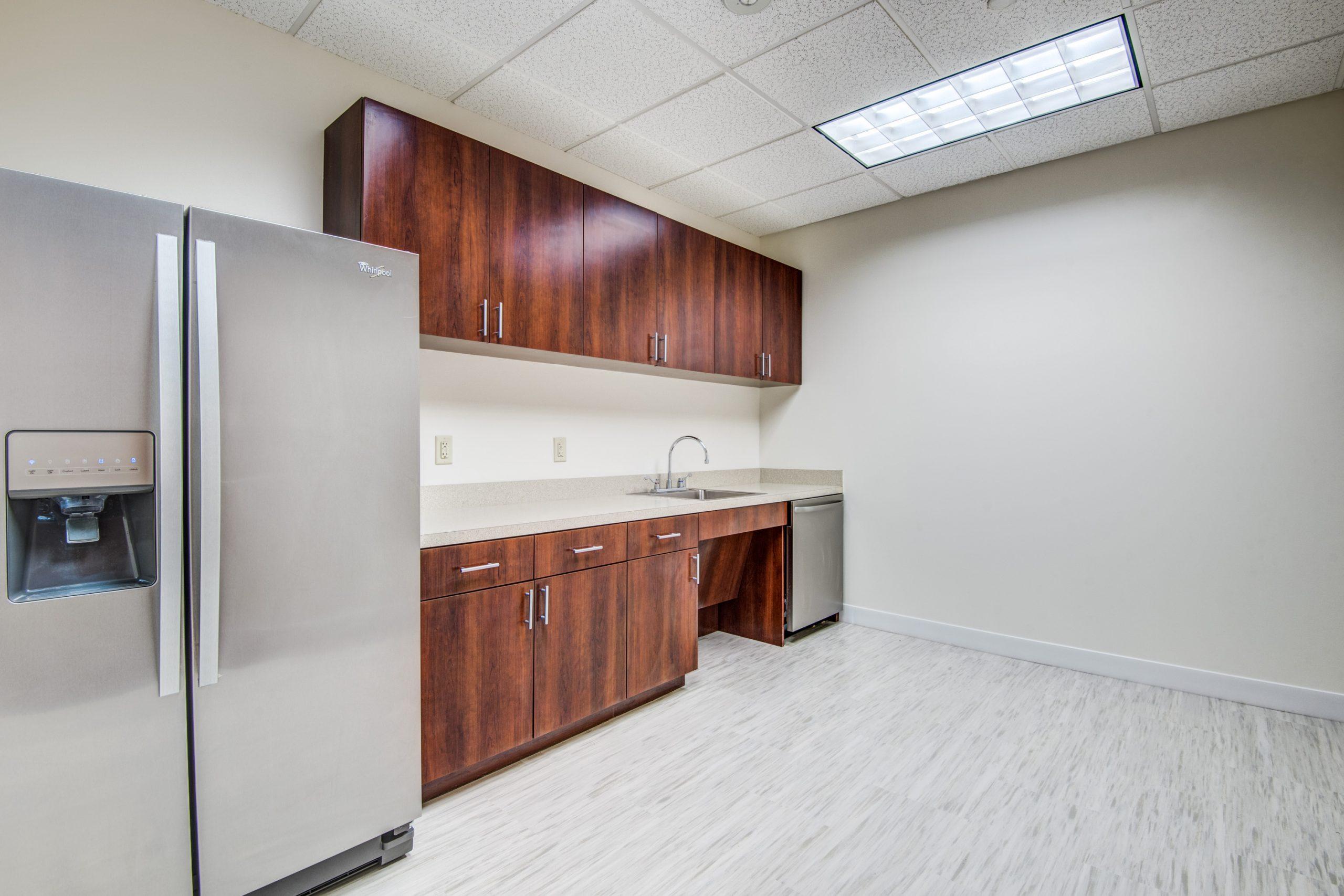 Spec Suite Break Room